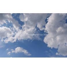 Wolkenplafond LED panelen. fotowandenshop.nl
